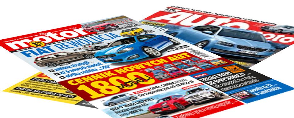 Hadron w mediach - AutoMoto i Motor - akcesoria samochodowe