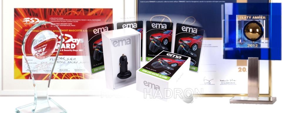 Autoalarmy EMA