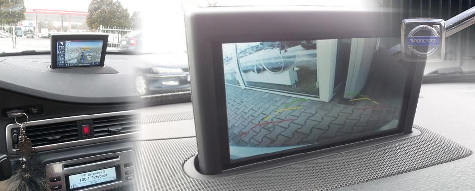 Nawigacja w Volvo S80