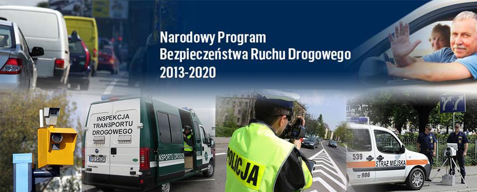 Narodowy Program Bezpieczeństwa Ruchu Drogowego