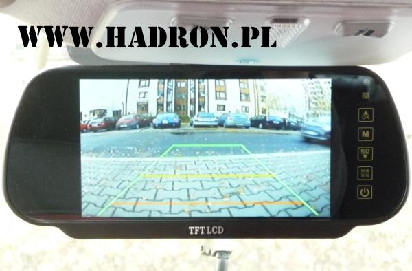 do podglądu obrazu z kamery świetnie nadaje się losterko z monitorem