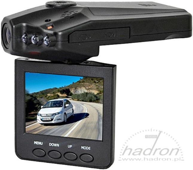 Kamera DVR Rejestrator VR08
