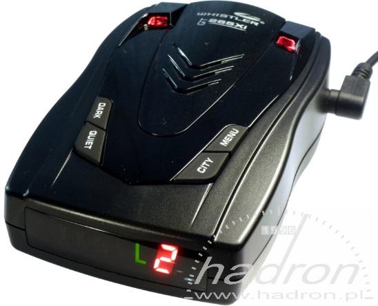 Antyradar Whistler GT-265Xi