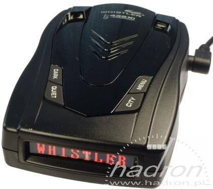 Antyradar Whistler GT-435Xi