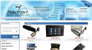 Hadron - sklep internetowy