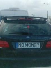 N0 MONEY