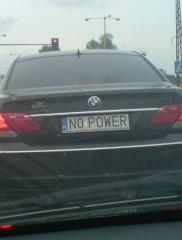 N0 POWER