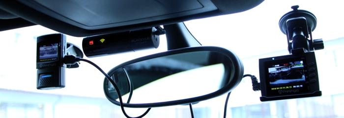 PORÓWNANIE rejestratorów samochodowych DVR: Prestigio RoadRunner 519 i 540