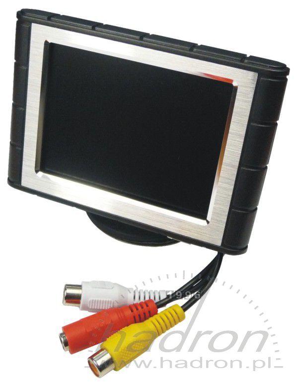 Monitor do kamery cofania