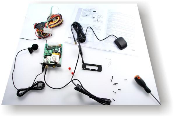 lokalizator GPS z powiadomieniem GSM