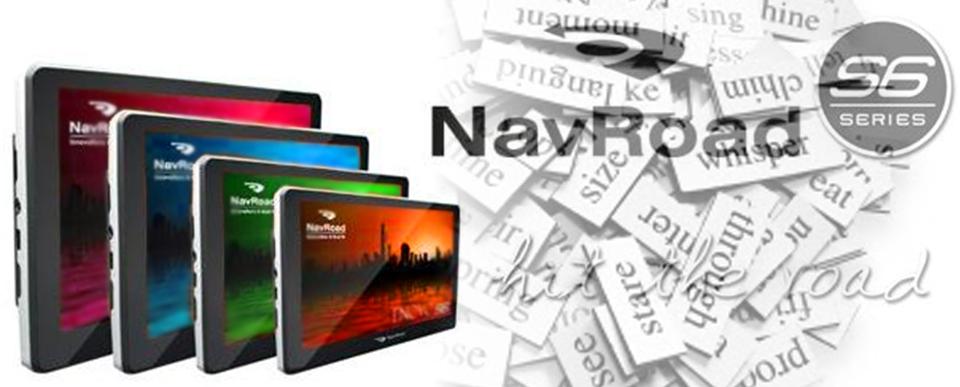 Nawigacje NavRoad S6