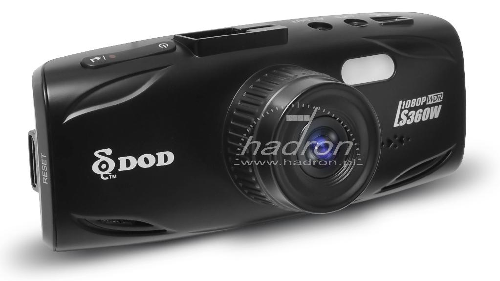 Kamera samochodowa DOD LS360W