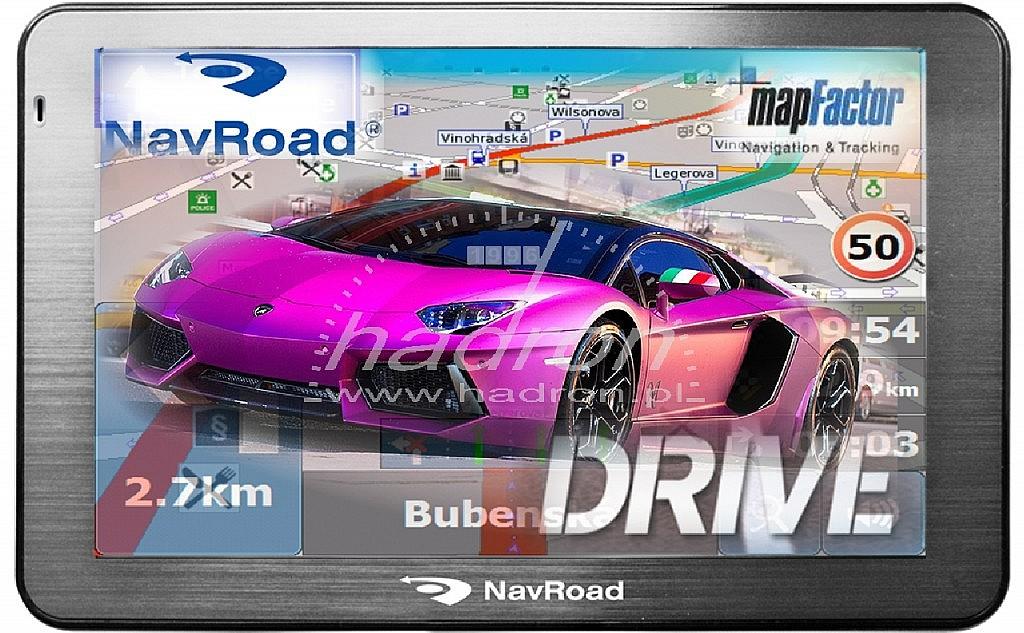 Nawigacja NavRoad Drive 5 cali
