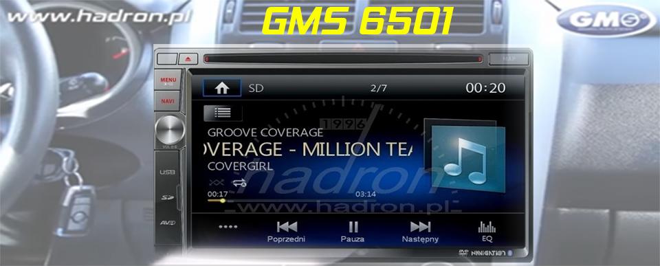 Prezentacja: stacja multimedialna GMS 6501