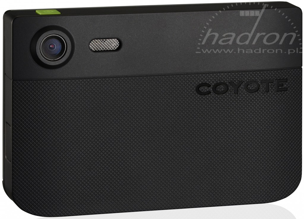 Coyote S - kamera samochodowa