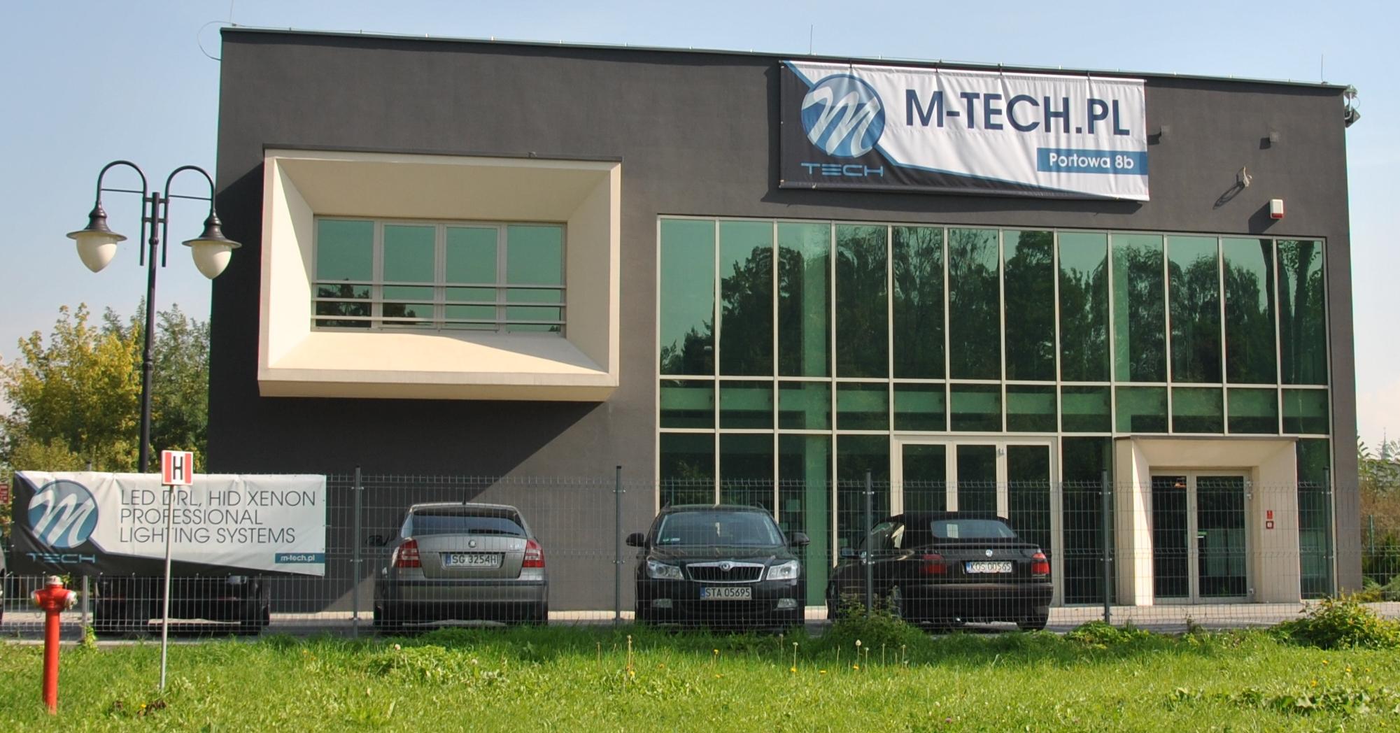 M-Tech - siedziba firmy