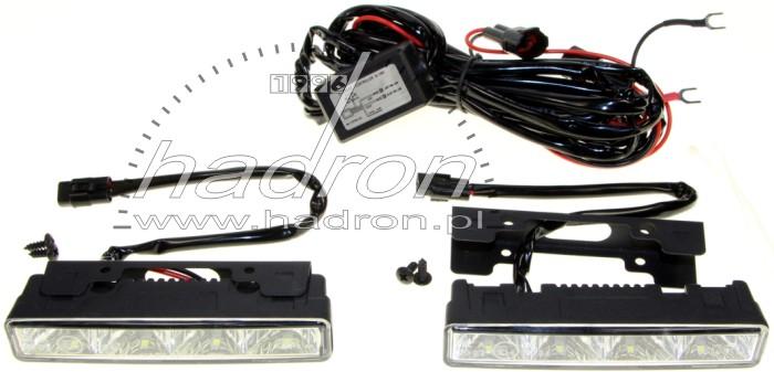 Światła dzienne DRL M-Tech 905 HP LED