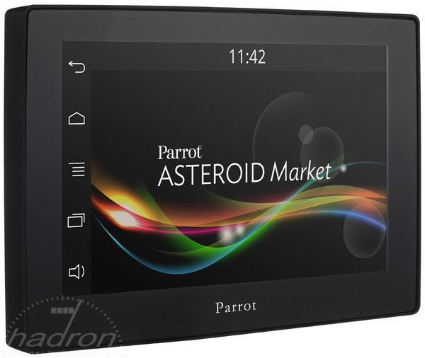 Parrot Asteroid Tablet - Internet