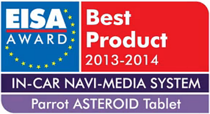 Parrot Asteroid Tablet EISA award 2013-2014