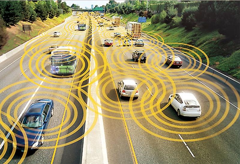 System komunikacji pomiędzy autami