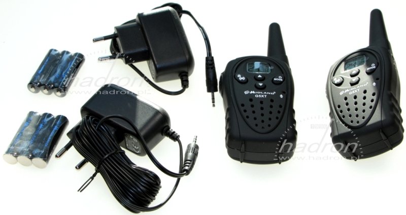 Radiotelefon PMR Midland G5 XT