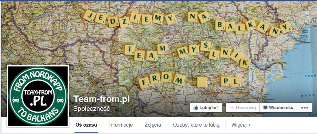 team-from.pl na Facebooku