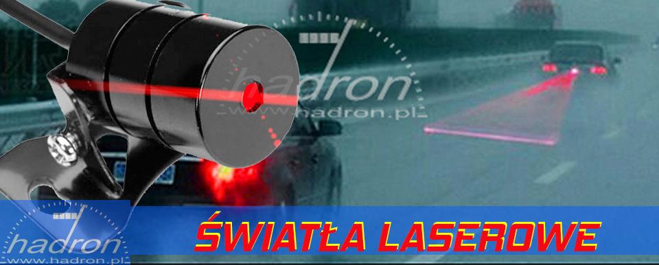 Światła laserowe - rewolucja, czy odgrzewane kotlety?