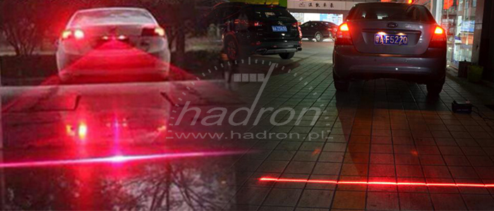 Światła tylne laserowe Driveen