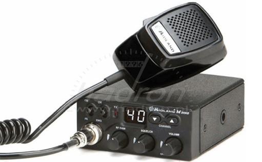 CB radio Midland M-ZERO