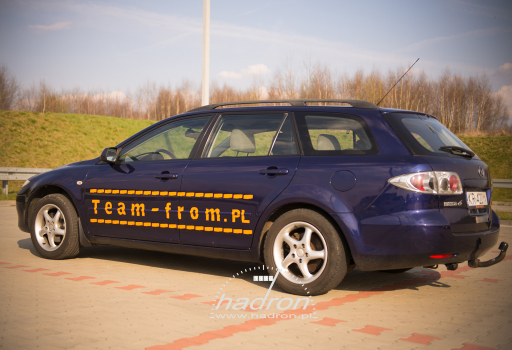 team-from.pl - Mazda 6