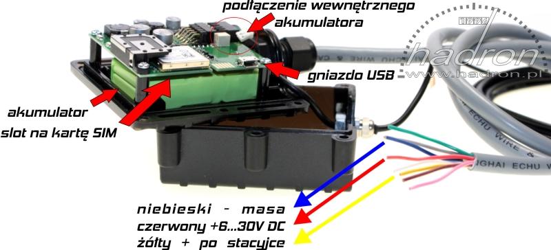 Tracker Teltonika FM-1202
