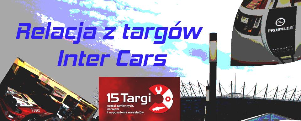 Ekpia sklepu Hadron na targach Inter Cars