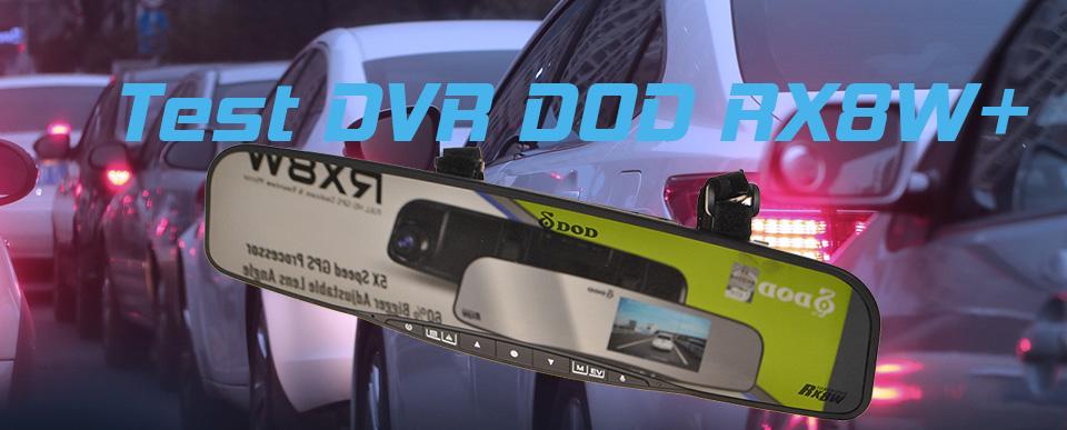 DOD RX8W+ okładka
