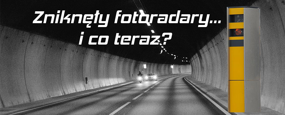 Zniknęły fotoradary Straży miejskiej