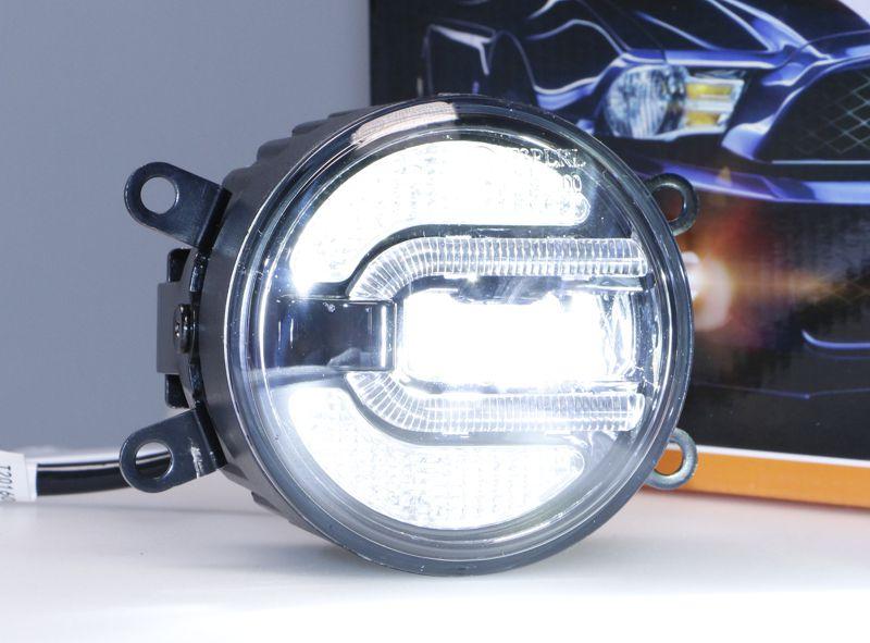 Dzienne i przeciwmgłowe światło od M-tech