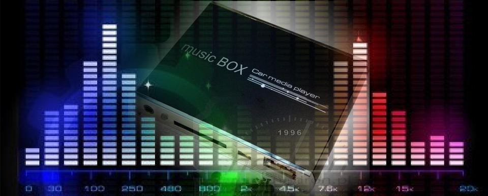 Multimedia - emulator zmieniarki musicBOX