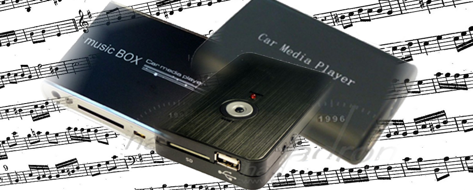 Multimedia - emulator zmieniarki