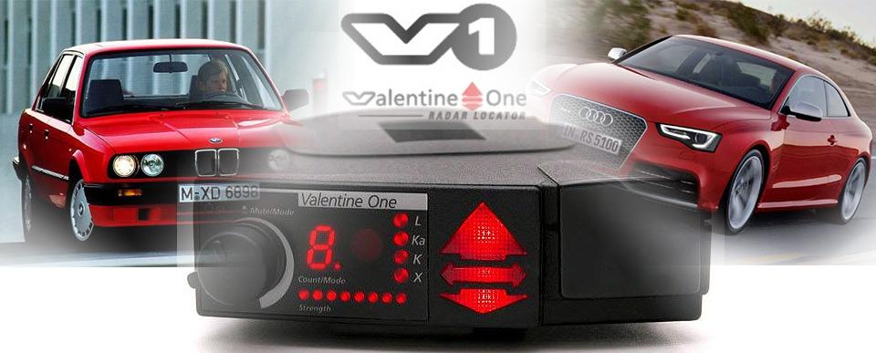 Antyradar Valentine One
