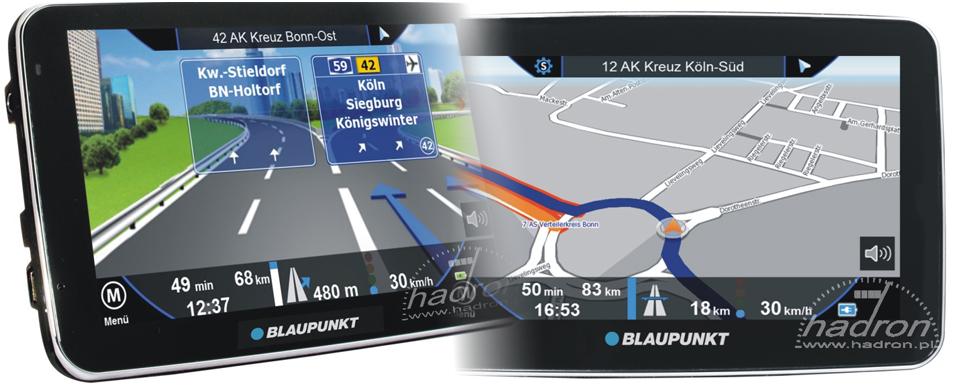Nawigacja Blaupunkt TravelPilot 50 LMU