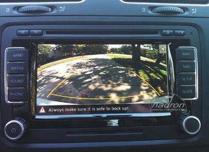 moduł audio video do radia RNS 510