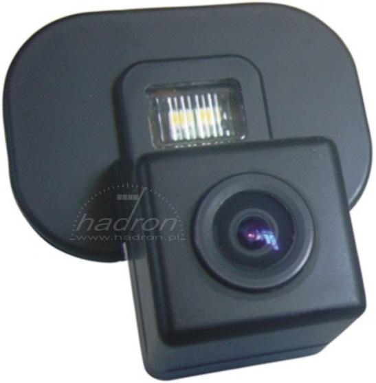 Kamera cofania do aut marki Kia, działa w systemie PAL