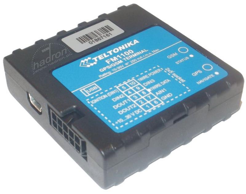 Teltonika FM1100 - rejestrator GPS
