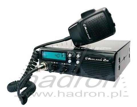 CB Radio Midland ALAN 220