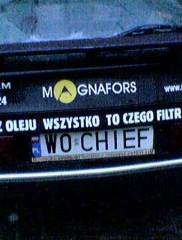 W0 CHIEF