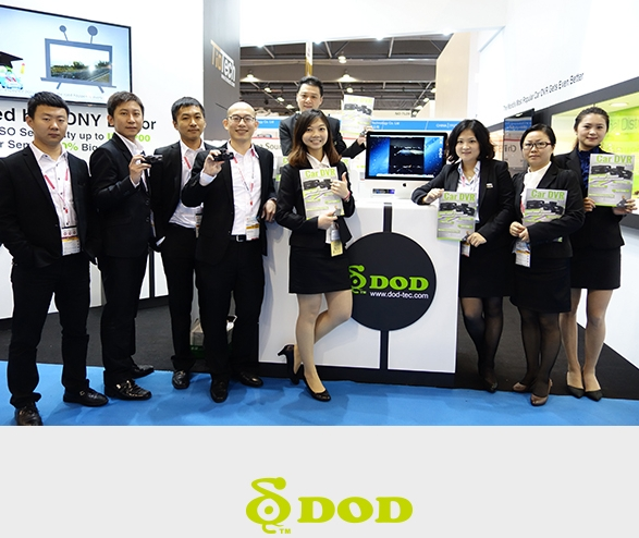 DOD na China Sourcing Fair 2014