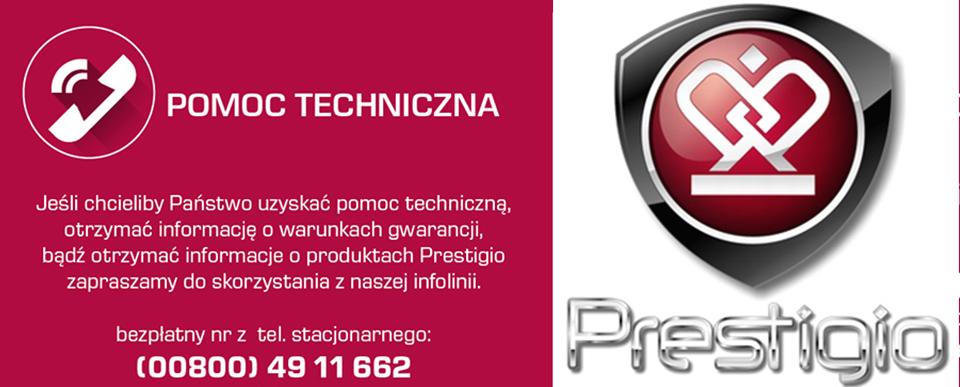 Pomoc Techniczna Prestigio