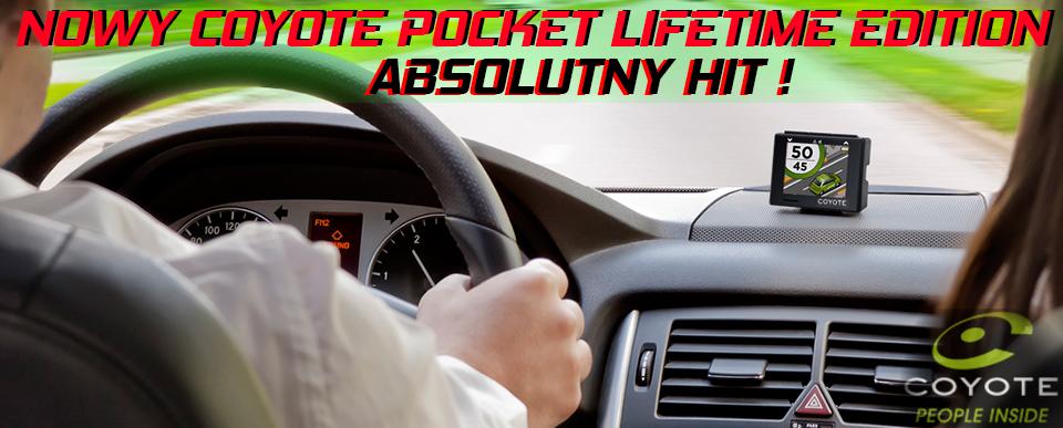 Coyote Pocket Lifetime Edition