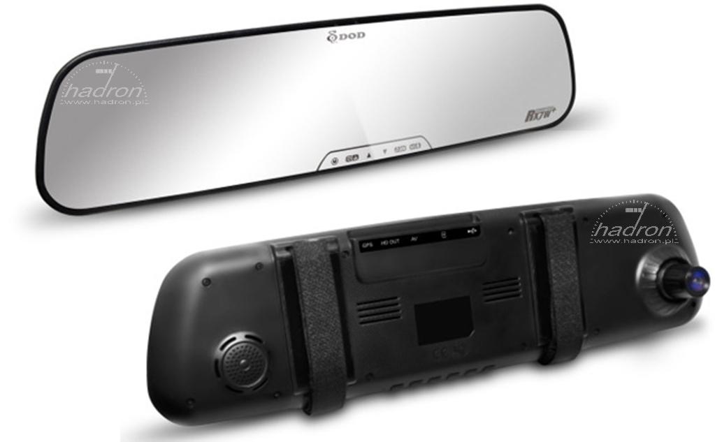 Kamera samochodowa DOD RX7W+