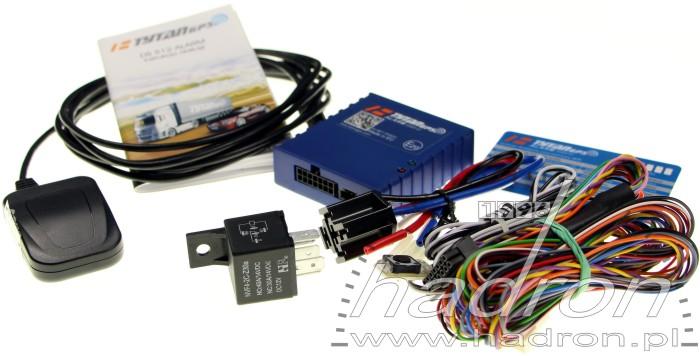 Autoalarm CAN GPS GSM Tytan DS512
