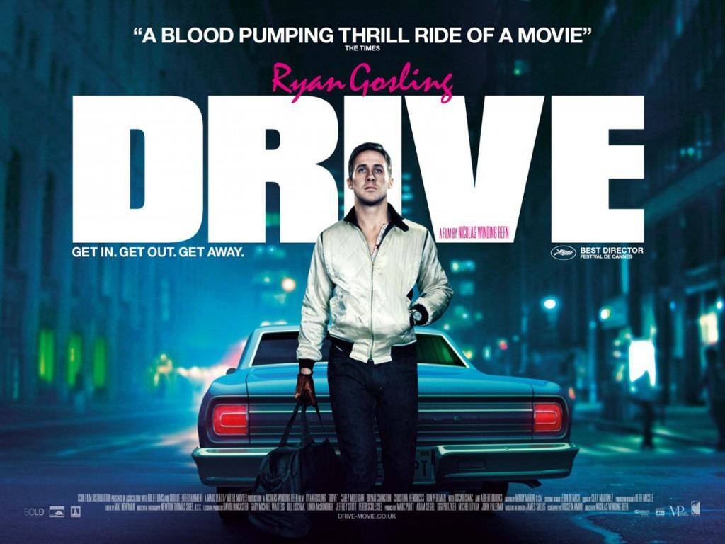 Drive - plakat z filmu